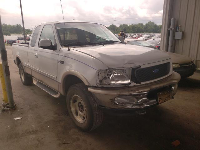Vehiculos salvage en venta de Copart Fort Wayne, IN: 1997 Ford F150