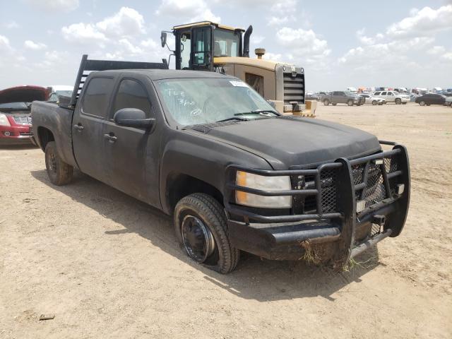 Salvage trucks for sale at Amarillo, TX auction: 2007 Chevrolet Silverado