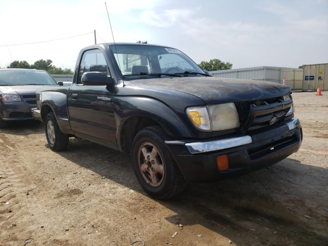 Salvage cars for sale from Copart Wichita, KS: 2000 Toyota Tacoma