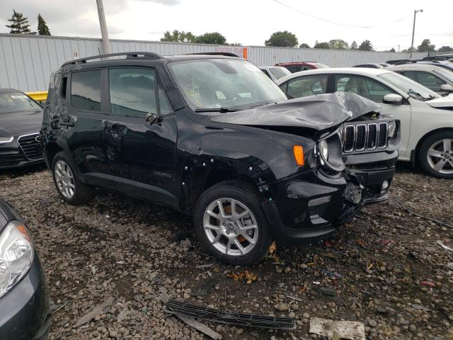 Salvage 2020 JEEP RENEGADE - Small image. Lot 49405391
