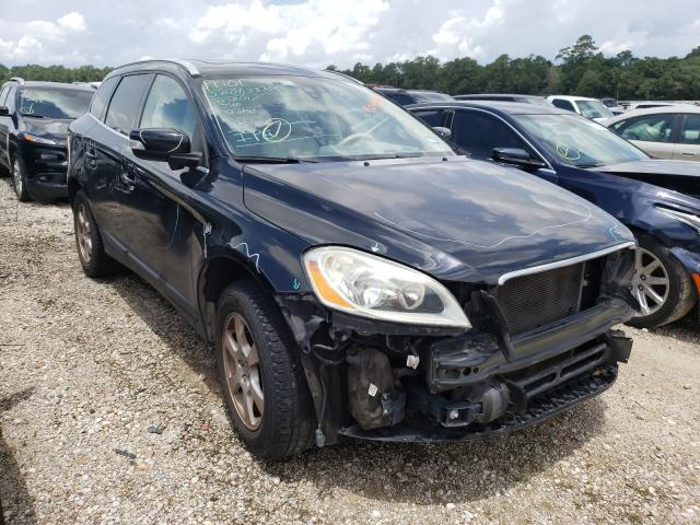 Salvage cars for sale from Copart Houston, TX: 2011 Volvo XC60 3.2