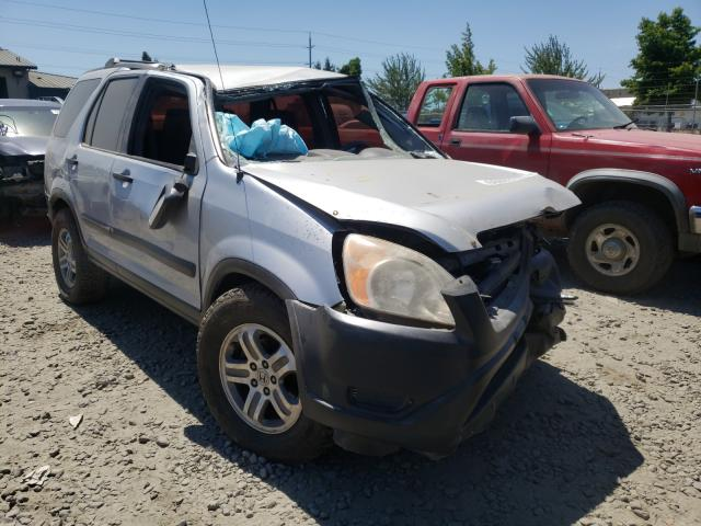 Salvage cars for sale from Copart Eugene, OR: 2003 Honda CR-V LX