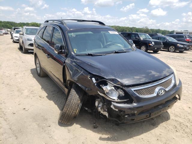 Salvage cars for sale at Conway, AR auction: 2009 Hyundai Veracruz G