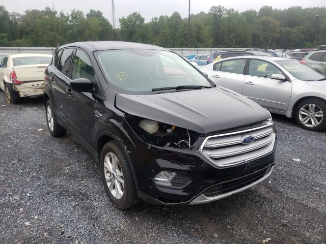 Salvage cars for sale from Copart York Haven, PA: 2019 Ford Escape SE