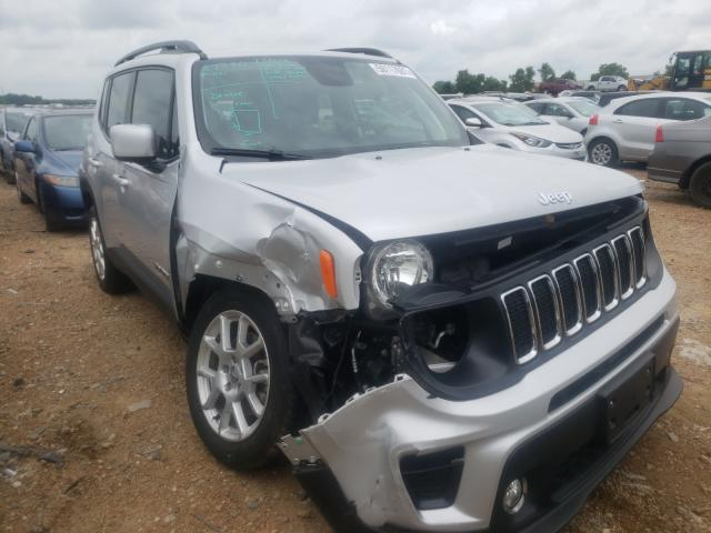Salvage cars for sale from Copart Bridgeton, MO: 2019 Jeep Renegade L
