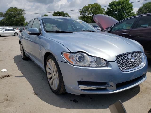 Jaguar salvage cars for sale: 2009 Jaguar XF Premium