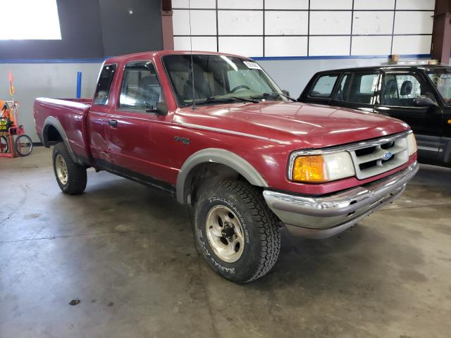 Salvage cars for sale from Copart East Granby, CT: 1996 Ford Ranger SUP