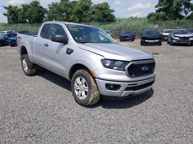 Salvage cars for sale from Copart Hillsborough, NJ: 2019 Ford Ranger XL
