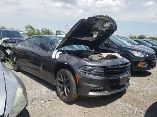 Salvage cars for sale from Copart Baltimore, MD: 2021 Dodge Charger SX