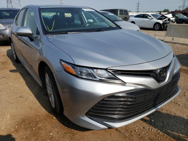 Salvage cars for sale from Copart Elgin, IL: 2019 Toyota Camry L