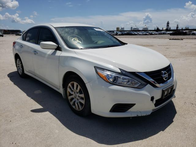 Salvage cars for sale from Copart New Orleans, LA: 2016 Nissan Altima 2.5