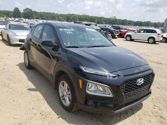 Salvage cars for sale at Conway, AR auction: 2021 Hyundai Kona SE