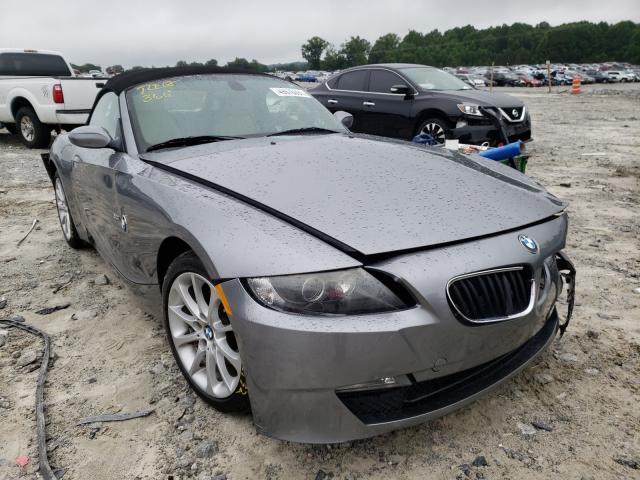 BMW Vehiculos salvage en venta: 2008 BMW Z4 3.0