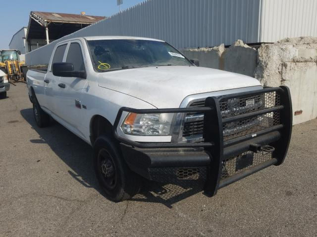Salvage cars for sale from Copart Van Nuys, CA: 2012 Dodge RAM 2500 S