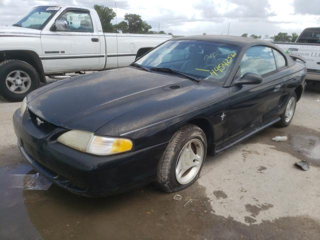 FORD MUSTANG 1997 1
