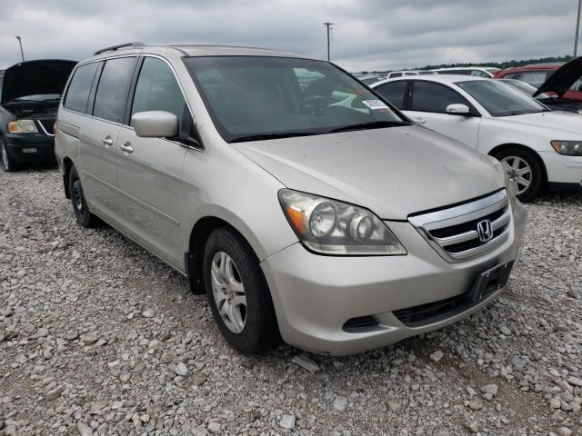 Salvage cars for sale from Copart Lawrenceburg, KY: 2005 Honda Odyssey EX