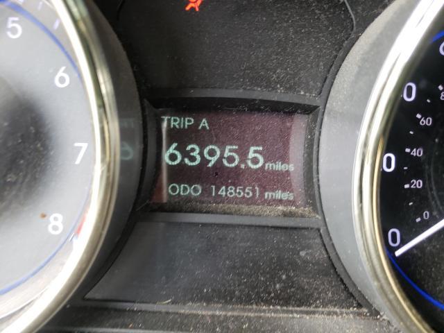 2011 HYUNDAI SONATA SE 5NPEC4AC5BH292991