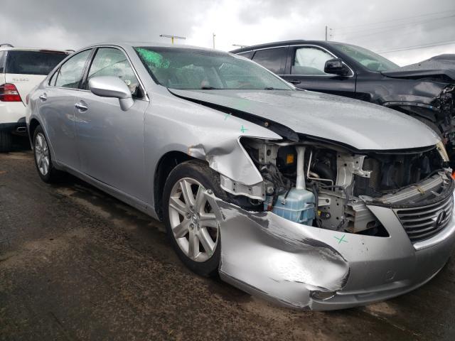 Lexus ES 350 salvage cars for sale: 2008 Lexus ES 350