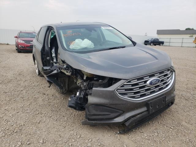 Vehiculos salvage en venta de Copart Bismarck, ND: 2020 Ford Edge SE