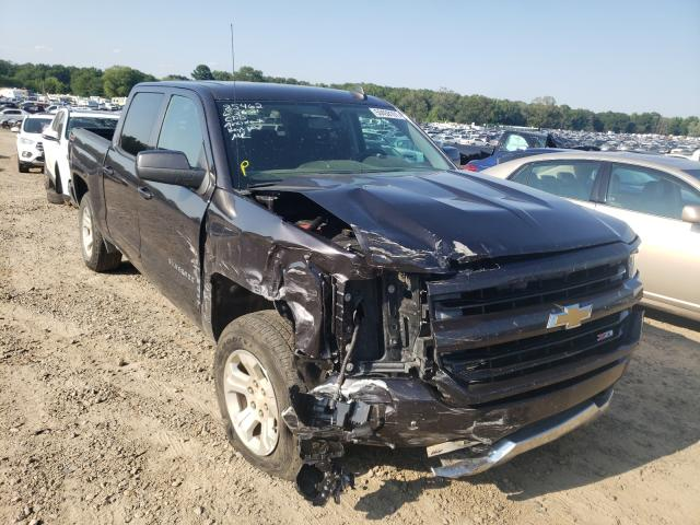 Salvage cars for sale from Copart Conway, AR: 2016 Chevrolet Silverado
