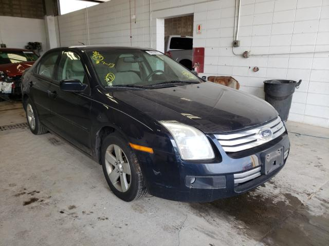 Ford Fusion salvage cars for sale: 2009 Ford Fusion
