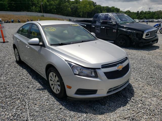 Salvage cars for sale from Copart Gastonia, NC: 2011 Chevrolet Cruze LT