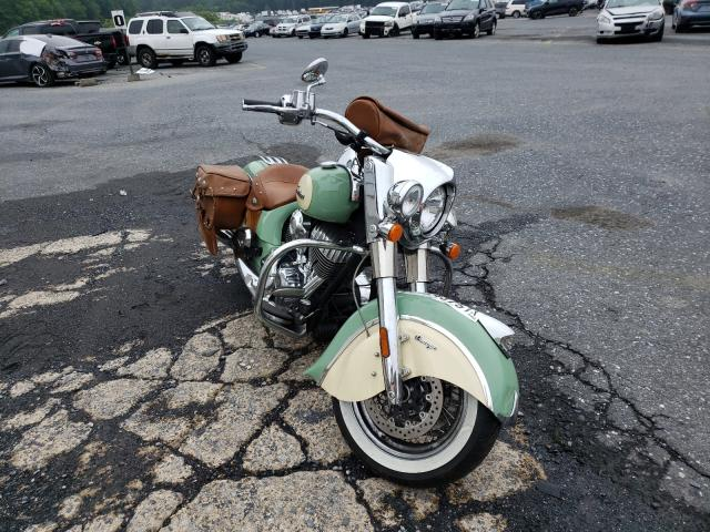 Indian Motorcycle Co. salvage cars for sale: 2016 Indian Motorcycle Co. Chief Vint