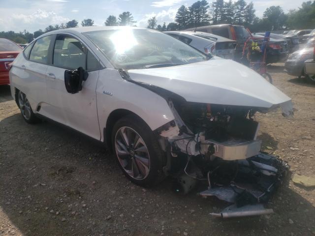 Honda Clarity salvage cars for sale: 2021 Honda Clarity
