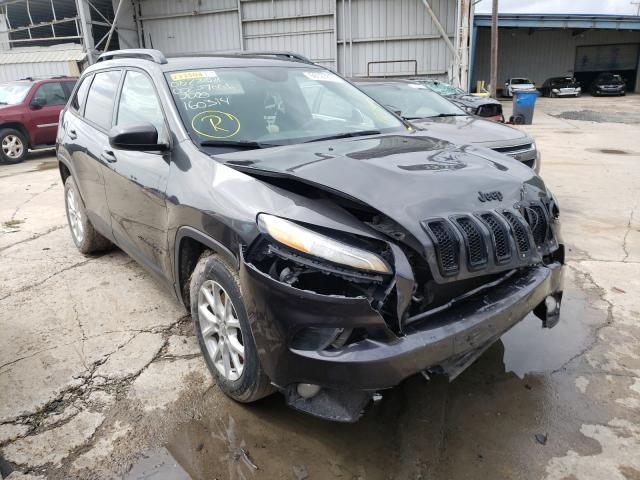 Salvage cars for sale from Copart Corpus Christi, TX: 2016 Jeep Cherokee L