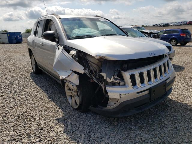 Salvage cars for sale from Copart Earlington, KY: 2011 Jeep Compass SP
