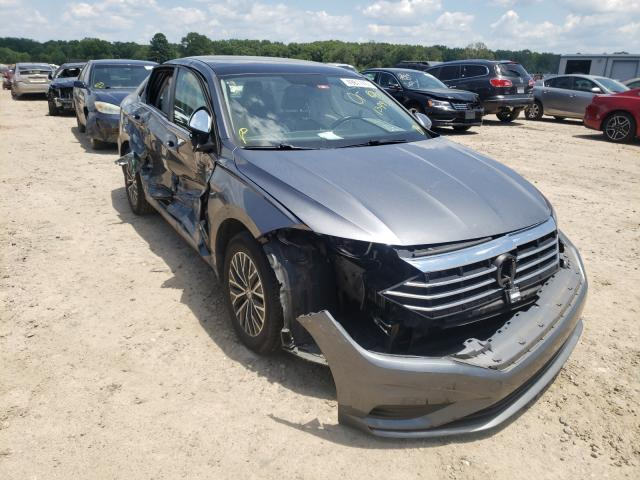 Salvage cars for sale from Copart Conway, AR: 2019 Volkswagen Jetta S