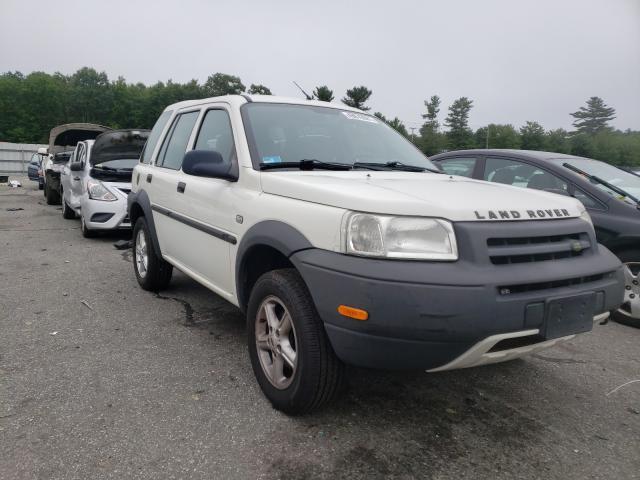 Land Rover Freelander salvage cars for sale: 2003 Land Rover Freelander