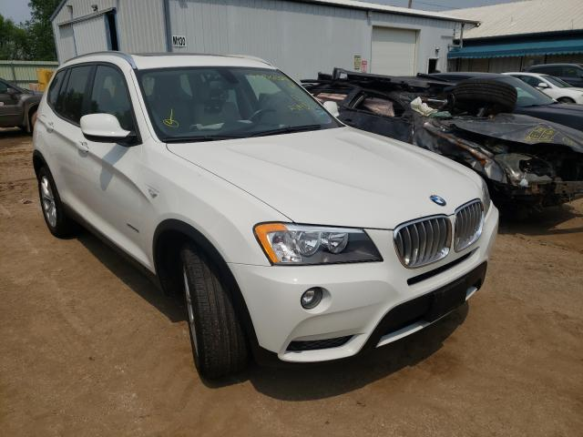 Salvage cars for sale from Copart Pekin, IL: 2013 BMW X3 XDRIVE2