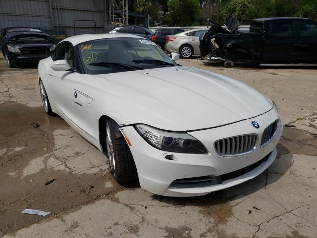 BMW Vehiculos salvage en venta: 2011 BMW Z4 SDRIVE3