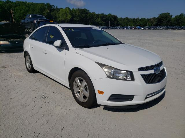 Salvage cars for sale from Copart Gastonia, NC: 2013 Chevrolet Cruze LT