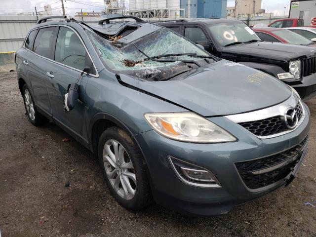 Mazda CX-9 salvage cars for sale: 2012 Mazda CX-9