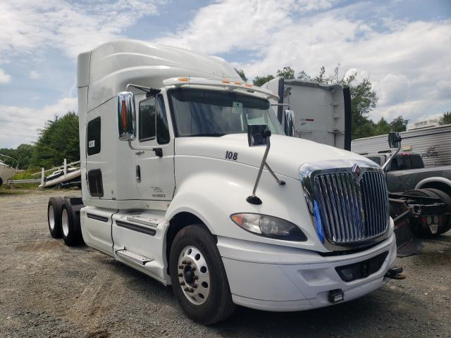 Salvage cars for sale from Copart Waldorf, MD: 2012 International Prostar