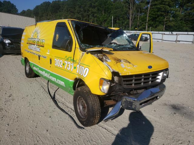 Ford Econoline salvage cars for sale: 1995 Ford Econoline