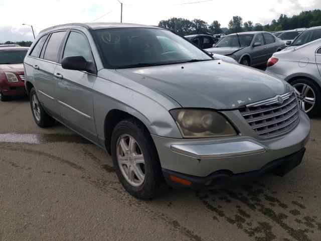 Salvage 2004 CHRYSLER PACIFICA - Small image. Lot 48076151