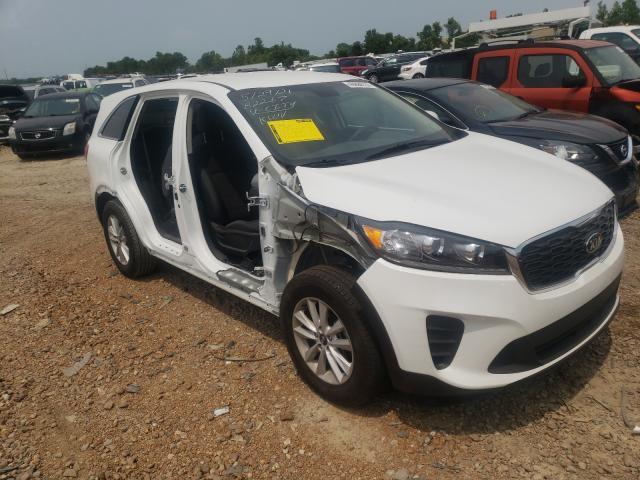 Salvage cars for sale from Copart Bridgeton, MO: 2020 KIA Sorento L