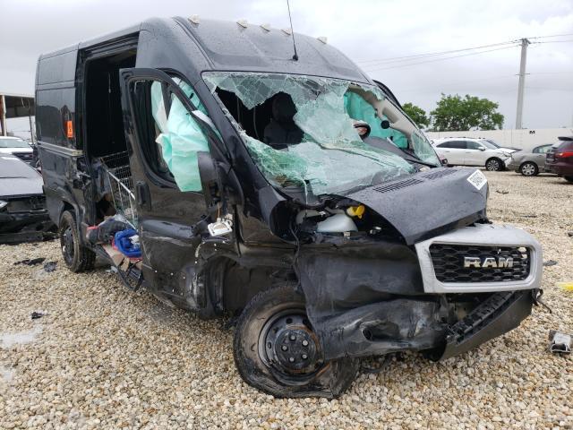 Vehiculos salvage en venta de Copart Homestead, FL: 2020 Dodge RAM Promaster