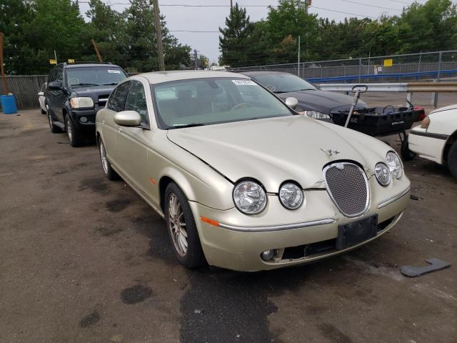 Jaguar S-Type salvage cars for sale: 2006 Jaguar S-Type
