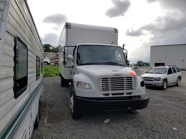 Salvage cars for sale from Copart West Mifflin, PA: 2013 Freightliner M2 106 MED