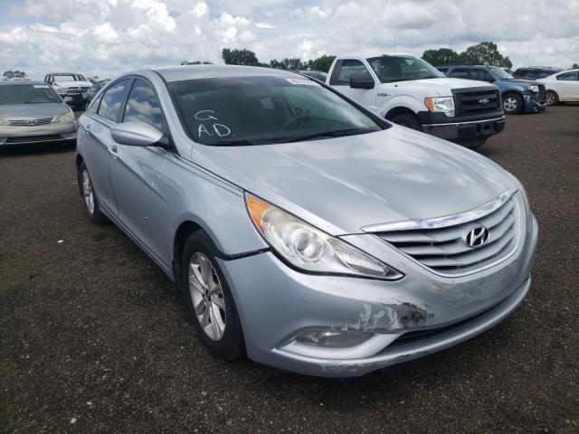 Salvage cars for sale from Copart Newton, AL: 2013 Hyundai Sonata GLS