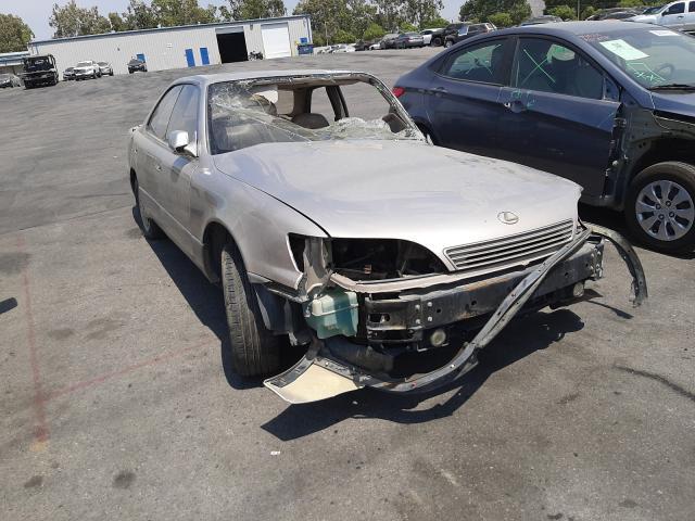 Lexus ES300 salvage cars for sale: 1994 Lexus ES300