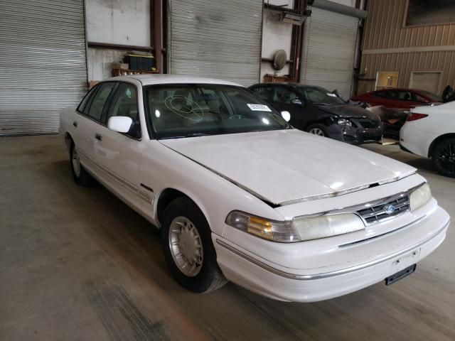 Salvage cars for sale from Copart Gainesville, GA: 1995 Ford Crown Victoria