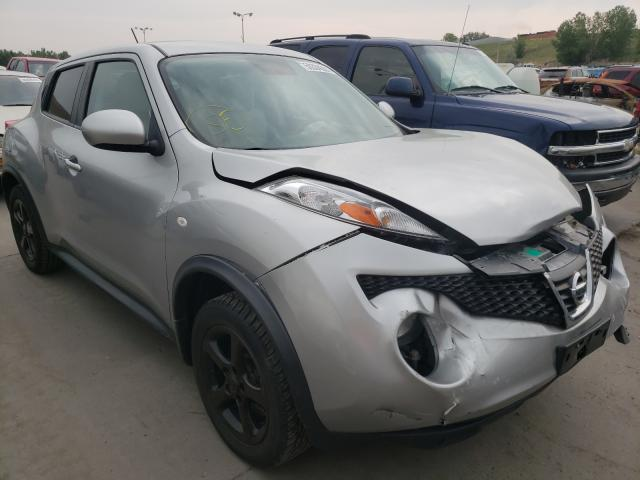 Nissan Vehiculos salvage en venta: 2011 Nissan Juke S