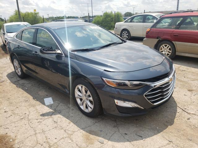 Salvage cars for sale at Indianapolis, IN auction: 2016 Chevrolet Malibu LT