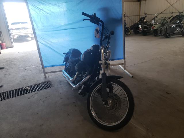 Salvage cars for sale from Copart Glassboro, NJ: 2000 Harley-Davidson Fxstb