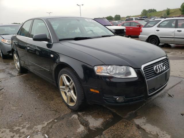 Audi Vehiculos salvage en venta: 2007 Audi A4 2.0T Quattro